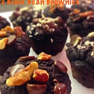 Two Bite Black Bean Brownies