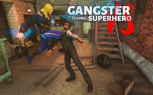 Gangster Target Superhero Games apktram screenshots 5