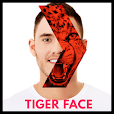 Red Tiger Face Photo Editor file APK for Gaming PC/PS3/PS4 Smart TV