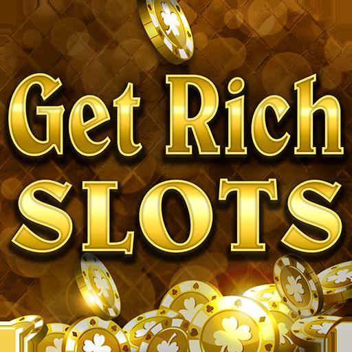 博奕のGET RICH スロット「ゲット・リチ」無料スロットゲーム LOGO-HotApp4Game