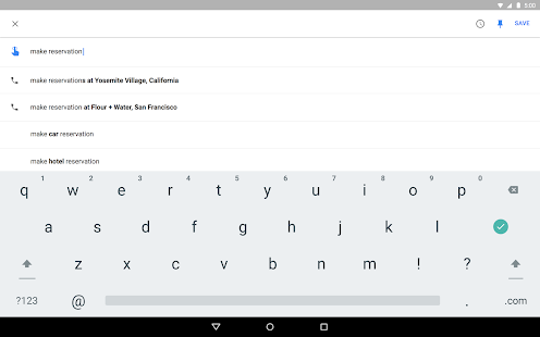Inbox by Gmail – Miniaturansicht des Screenshots