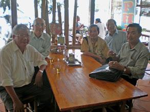 Photo: Quí thầy Thành, Vịnh, Định, Quýt và Chi