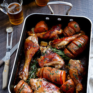 Crispy Beer Roast Turkey