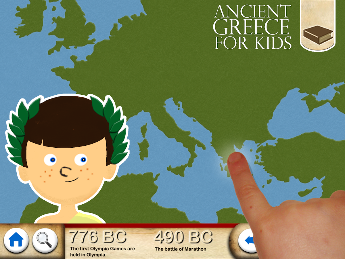 ancient greece for kids android apps on google play
