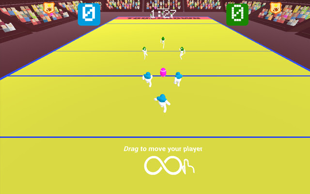 Rugbyio Ball Mayhem Game