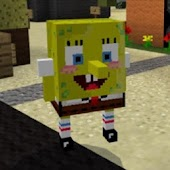 Spongebob Mod for MC PE