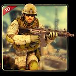 Military Commando Shooter 3D Icon