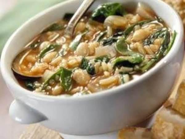 Popeye's Crock Pot Soup