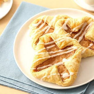 How to Make Apple Butter Cream Cheese Danishes Breakfast