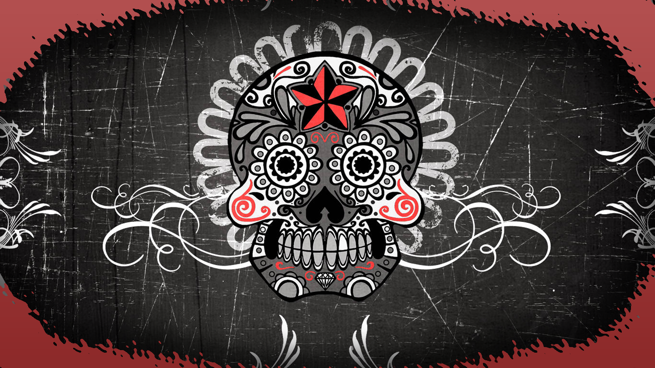 mexican skull wallpaper - android apps on google play