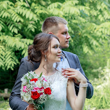 Wedding photographer Anna Dokina (AnnaDokina). Photo of 14.08.2017