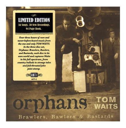 CD - Tom Waits - Orphans (Ltd. 3-Cd Set)