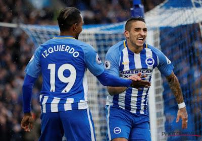 José Izquierdo schittert in eerste Premier League-wedstrijd van het jaar