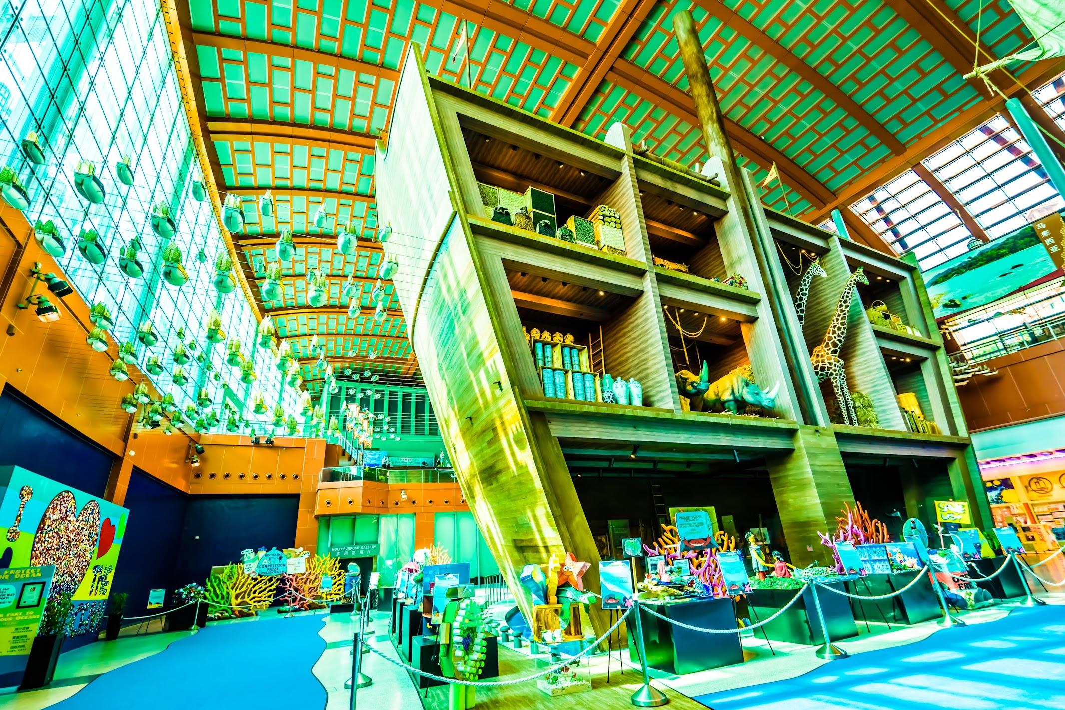 シンガポール セントーサ島 マリタイム・エクスペリエンシャル・ミュージアム2