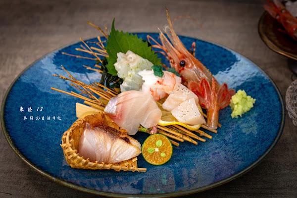 創作和食料理 東區驚艷度破表的日料無菜單料理,超值午間套餐只要980元~日本豐洲市場直送海鮮