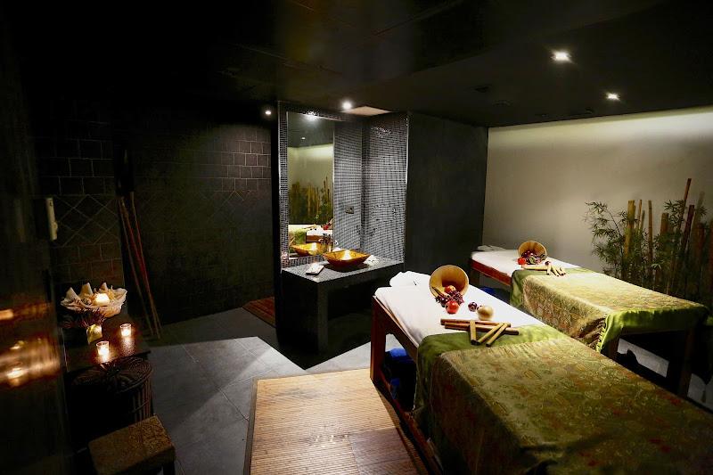 Lugar para relajarse en el hotel con el mayor talaso Spa de la Costa Dorada