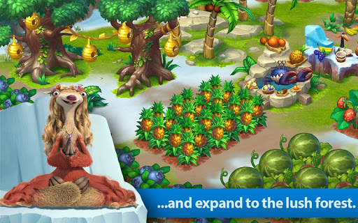Ice Age World screenshot 16