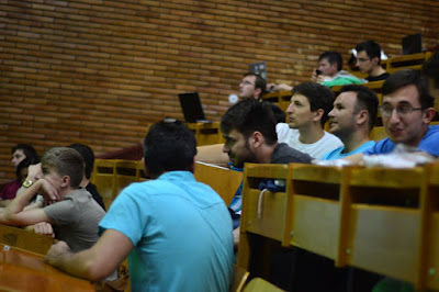 Atlas Networking | Google I/O Extended 2015 Bucharest | University Politehnica of Bucharest
