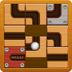 Roll ball legend - Slide puzzle Icon