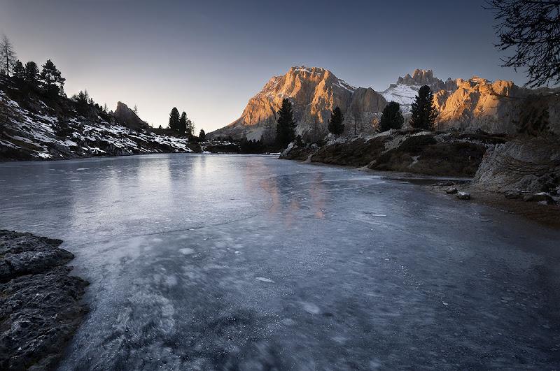 Riflessi di ghiaccio di edidf