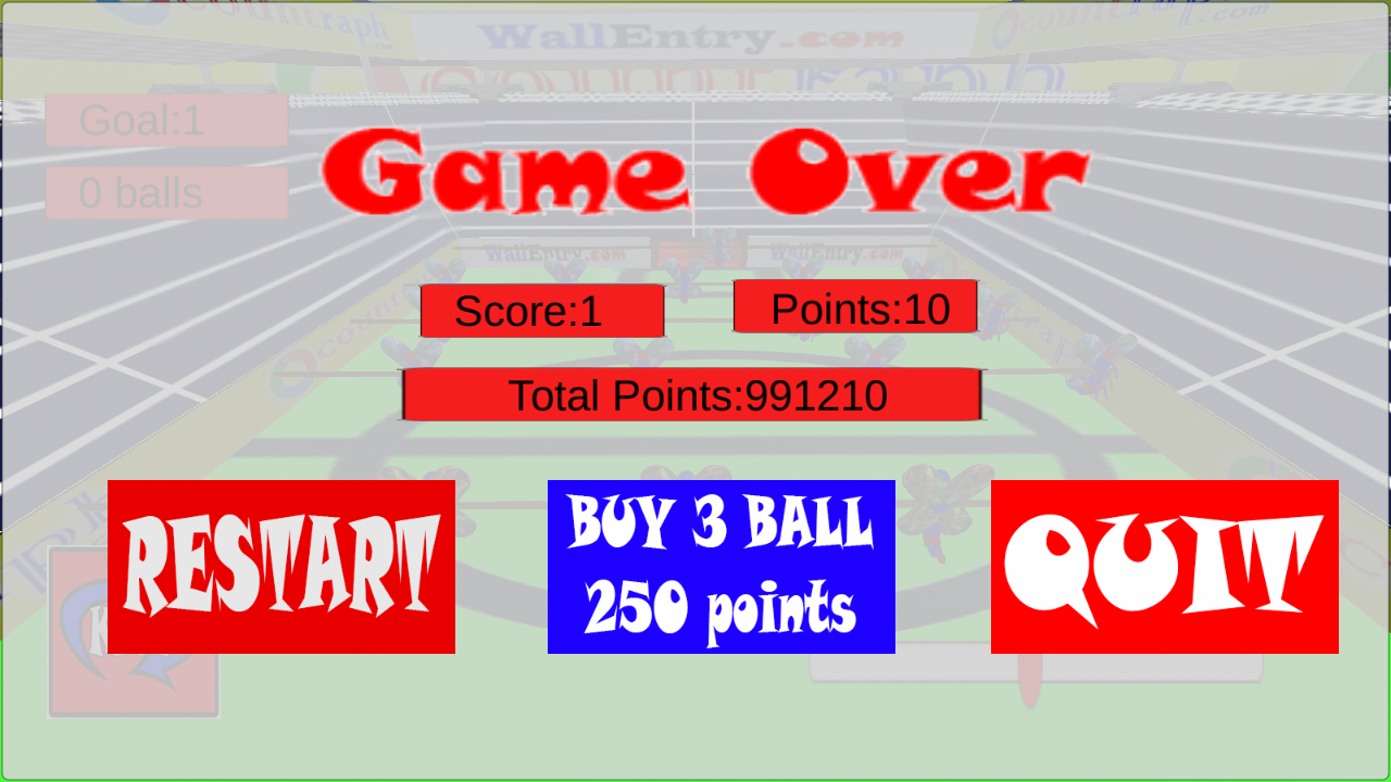 Table Football Andro Football2- screenshot