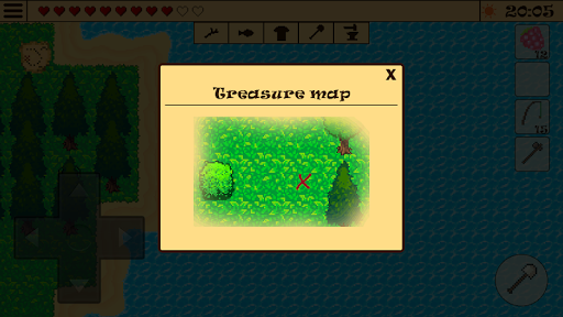 Survival RPG - Lost treasure adventure retro 2d 5.4.1 screenshots 6