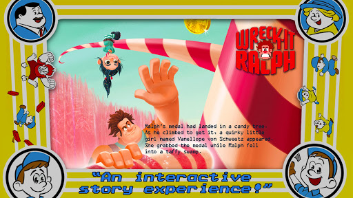 Wreck-It Ralph Storybook