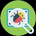 scanner rilevatore Bug icon