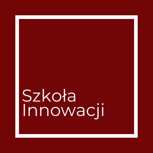 Szkoła Innowacji - Arek Skuza - Logo
