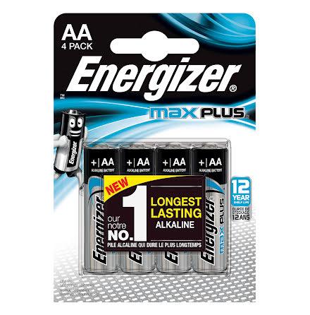 Batteri Energizer Max AA 4/fp