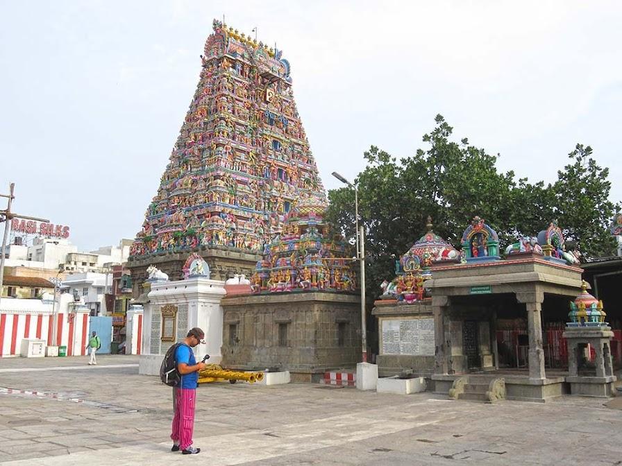 Lugares a visitar no sul da Índia em Tamil Nadu | Índia