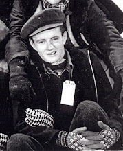 "Photo: Robert Walker's first movie role, ""Winter  CarnivaL"" (United Artists) 1939"