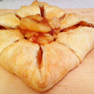 Spiced Apple Pie in Puff Pastry