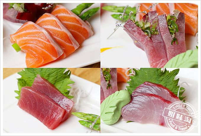 大手町日本料理生魚片2