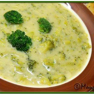 Winter Warmers - Cream of Broccoli Soup