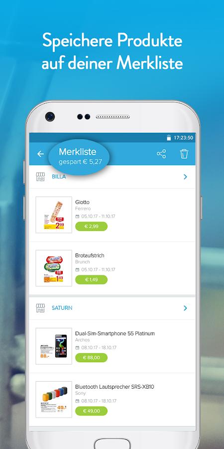 marktguru aktionen angebote android apps auf google play. Black Bedroom Furniture Sets. Home Design Ideas