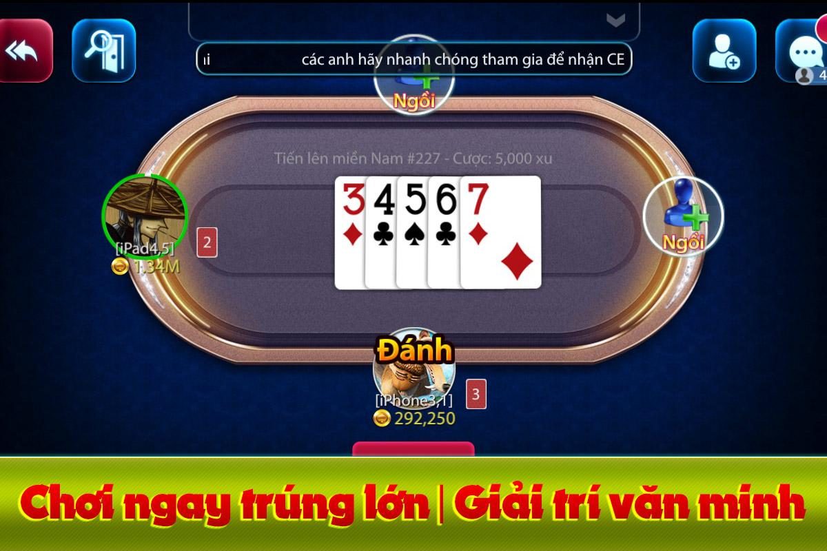 CENCLUB - Game bai doi thuong- screenshot