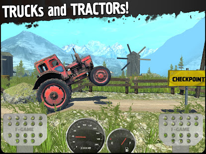 Game Off-Road Travel: 4x4 hill climb APK for Windows Phone