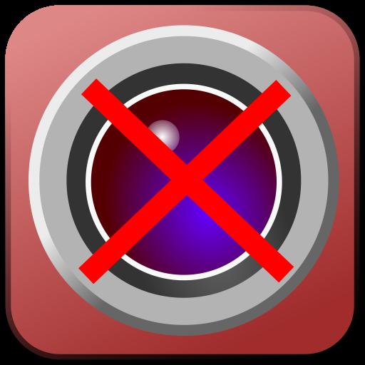 偽カメラ -写真は撮れません- 攝影 App LOGO-硬是要APP