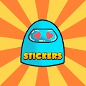 Among-Us English Chat Stickers WAStickerApps icon