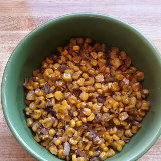 Herbed Skillet Corn.