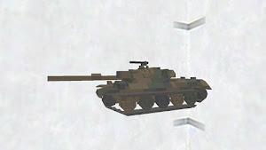 74式戦車 type74  評価支援隊