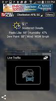 Screenshot of WCSC Live 5 Weather
