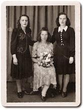 Photo: Od prawej: Nadolna Genowefa, Śliwka Marianna, ...