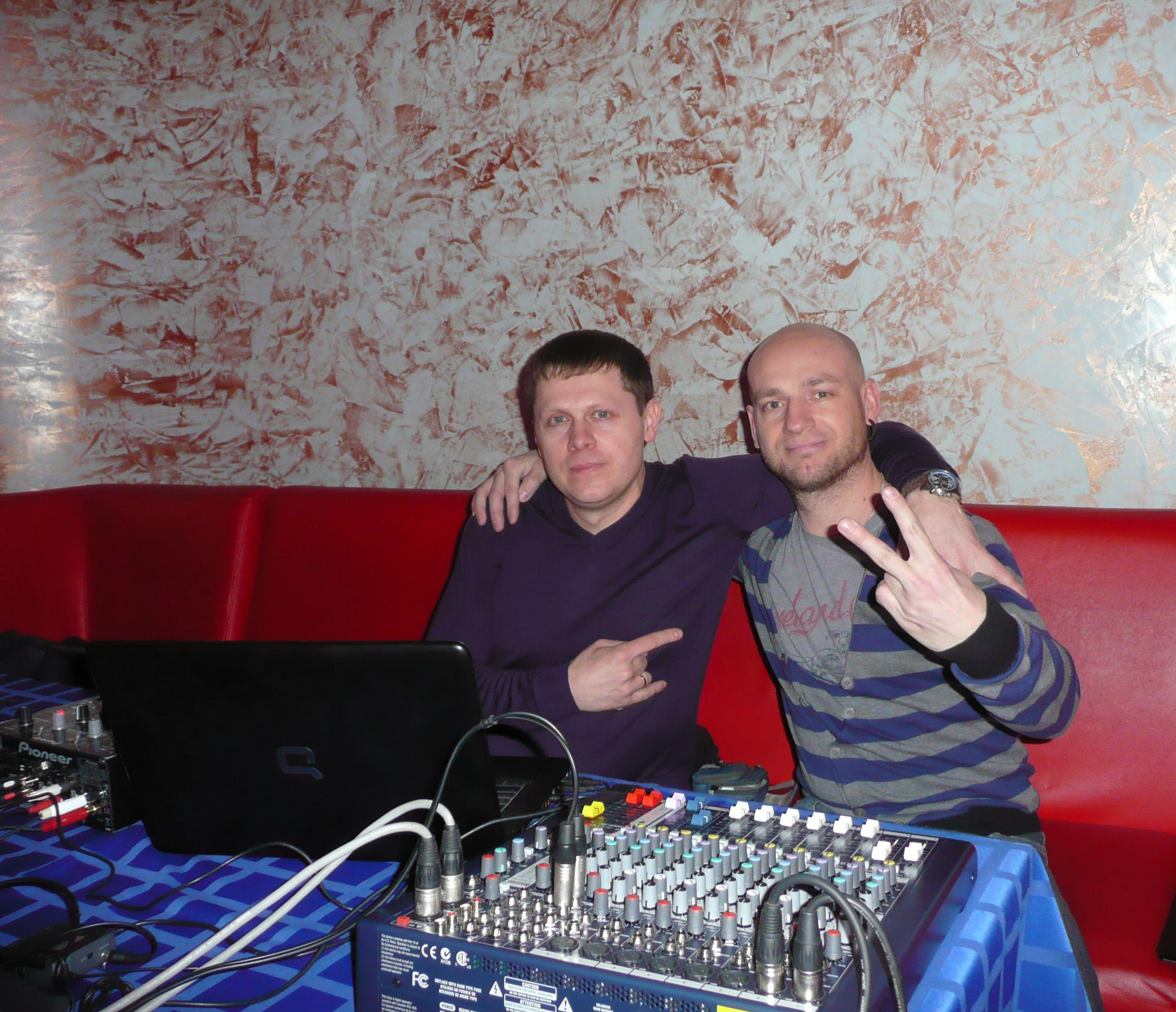 DJ Viktor Deni в Перми