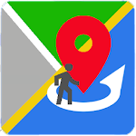Directions Map Icon