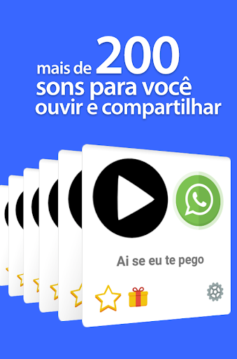 Sons Engrau00e7ados pra WhatsApp 1.15 screenshots 2