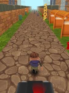Mr Bully Run 3D screenshot 4
