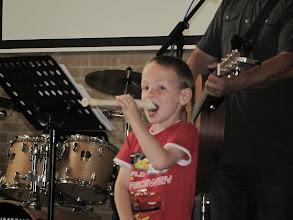 Photo: De fluit was goed te horen ...