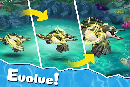 Sea Monster City Mod Apk 12.71 (Unlimited Currency) 5